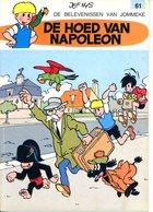 Jommeke 61 - De Hoed Van Napoleon (1ste Druk Heruitgave) 1980 - Jommeke