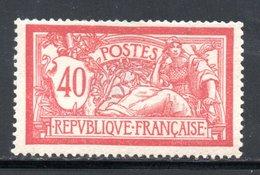 MERSON - YT 119 NEUF * AVEC CHARNIERE - GOMME ORIGINE - COTE 16 € - France