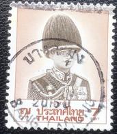 Thailand -(o)used - Ref 11 - 1989 - King Rama IX - 7 Baht - Tailandia
