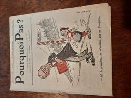 Pourquoi Pas N233 Jan 1919 - Livres, BD, Revues