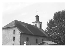 NANGY - L'église Saint-Vincent - Autres Communes