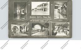 SOUTH AFRICA - MOSSEL BAY, Marine Hotel, 1928, Druckstelle - South Africa