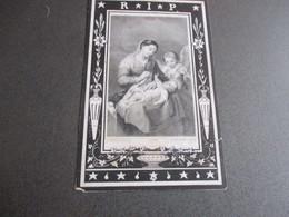 Dp 1795 - 1874, Caeskerke/Ledegem, Priester De Houck - Devotion Images