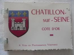 CARNET 10 CARTES CHATILLON SUR SEINE - Chatillon Sur Seine