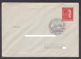Rothenfelde über Vorsfelde, Grundsteinlegung Des VW-Werkes  26.05.1938 - Cartas