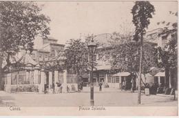 Grece - Crète -  Canea Piazza Splanzia - Greece