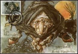 2466 - MK - Legenden : Toverkollen #1 - Cartes-maximum (CM)
