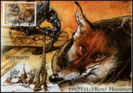 2467 - MK - Legenden : Reynaert #1 - Cartes-maximum (CM)