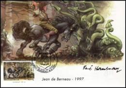 2694 - MK - Jean De Berneau - Waalse Legende #1 - Cartes-maximum (CM)
