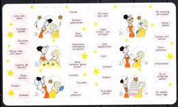 2011 Finland Council Of Women Comic Strip Complete Booklet Of 6 MNH @ Below Face Value - Finland
