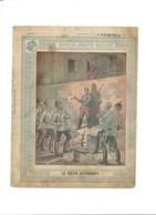 Anecdotes Militaires Pont-à-Mousson Festin Interrompu Couverture Protège-cahier Bien 3 Scans - Protège-cahiers