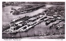 ROTTERDAM - Rijnhaven - Rotterdam