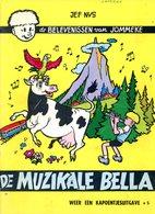 Jommeke 5 - De Muzikale Bella (1977) - Jommeke