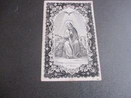 Dp 1801 - 1860, Ledegem/Zwevezele, Eerwaarde Heer J L Vandenweghe - Devotion Images