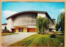 X88137 Peu Commun EPINAL Vosges Eglise NOTRE-DAME Des CIERGES N.D Architecte Jean CROUZILLARD D.P.L.G 1970s Cliché 985 - Epinal