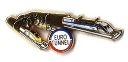 AB - E12 - EUROTUNNEL - SHUTTLE Et EUROSTAR - Verso : ARTHUS BERTRAND PARIS - Arthus Bertrand
