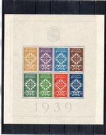 PORTUGAL 1940 ** - Blocchi & Foglietti