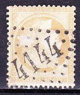 France-Yv 59, GC 4144 Vergeze (29) - Marcophilie (Timbres Détachés)