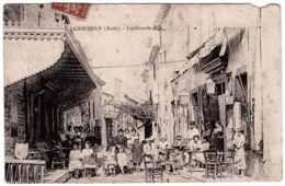 11 - T25188CPA - GRUISSAN - La Grande Rue - Café Fabre - Assez Bon état - AUDE - Ohne Zuordnung
