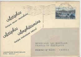 CARTE ITALIE PUB MEDICALE ACTIPHOS - Collections