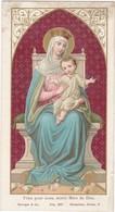 Image Religieuse : Priez Pour Nous, Sainte Mère De Dieu : - Devotion Images