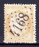 France-Yv 59, GC 4168 Vescovato (19) - Marcophilie (Timbres Détachés)