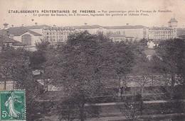 D94  FRESNES  Établissements Pénitentiaires Vue Panoramique Quartier Des Femmes - Fresnes