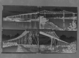 Neg5374/ Rendsburg Hochbrücke  Altes Negativ 40/50er Jahre - Rendsburg