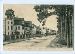 XX009487-182./ Brunshaupten Bülow-Weg 1911 AK - Allemagne