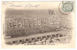 TIMGAD - Ruines Romaines De Timgad - 7 - Vue Générale - Ed. Collection Idéale P. S. - Argelia