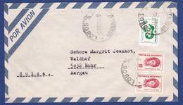 Brief (aa0858) - Argentinien