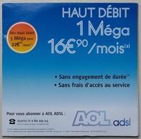 - Pochette CD ROM De Connexion Internet - AOL - Les Indestructibles - - Kits De Connexion Internet