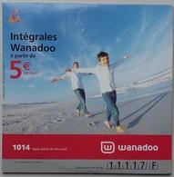 - Pochette CD ROM De Connexion Internet - WANADOO - - Kits De Connexion Internet