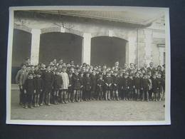 GRANDE PHOTOGRAPHIE Ancienne : CLASSE 1932 - ANNEXE ECOLE NORMALE INSTITUTEURS / PARTHENAY ( DEUX SEVRES ) - Other