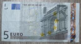 Billet 5 Euro Duisenberg Portugal - 5 Euro