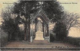 SAINT PIERRE SUR DIVES - Notre Dame De L'Epinay (carte Toilée) - Other Municipalities