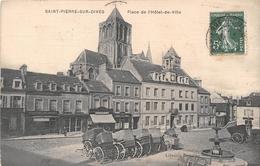 SAINT PIERRE SUR DIVES - Place De L'Hôtel De Ville - Other Municipalities