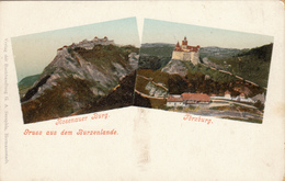 Burzenlande , Rasnov , Rosenaeur Burg , Schloss Bran - Törzburg , Draculas , Brasov , Siebenbürgen , - Roemenië