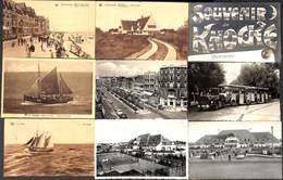 Knokke - Lot 45 Cartes (voir Zie Scans) (petit Prix/lage Prijs) - Knokke