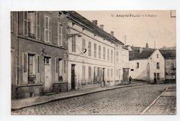 - CPA ANCY-LE-FRANC (89) - L'Hôpital 1924 - Edition Richebour N° 42 - - Ancy Le Franc