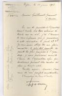 Administration Des Fôrets - Inspection De Dijon Ouest - 11 Juin 1908 - 1900 – 1949