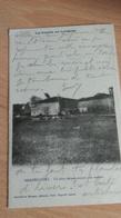 CPA -  LA GUERRE EN LORRAINE -  BERNECOURT -  Un Obus éclate Contre Une Maison - Oorlog 1914-18