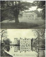 Meise/ Meysse. Château  + Château Royal De Bouchout.  Lot De 2 Cartes. - Meise