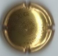 KRUG  N° 60  Lambert - Tome 1  216/7  Or  Diam 32 Mm  Grande Cuvée - Krug