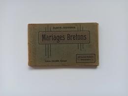 Album Souvenir Mariages Bretons - Bretagne