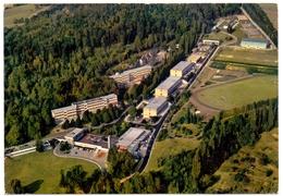 Aisne Soissons Cuffies école Des Métiers Electricité De France Stade Vue Aérienne - Soissons