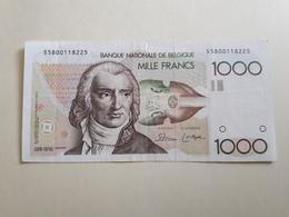 1000 Francs Belge - Bélgica