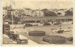BLANKENBERGHE : La Galerie - De Gaanderij - RARE CPA - Cachet De La Poste 1945 - Blankenberge