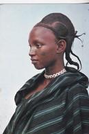 Afrique > Niger Jeune Fille Peulh Scarifications - Niger