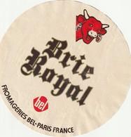 Ancienne étiquette De Fromage Xertigny Vosges - Käse